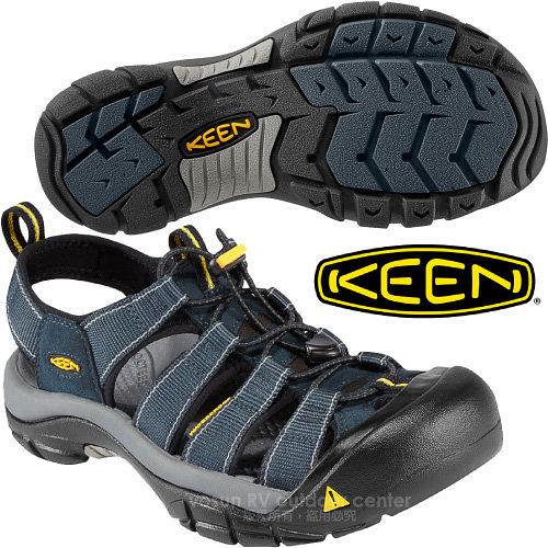 ~美國 KEEN ~男  護趾涼鞋.溯溪鞋透氣.快乾.登山.健行.抗菌.水陸兩用鞋.適自行