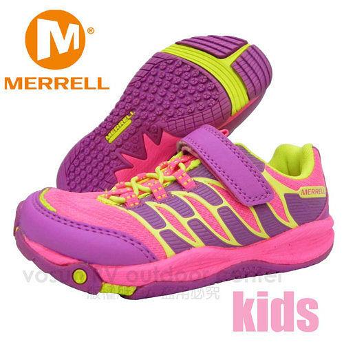 ~美國 MERRELL~Kids Allout Fuse AC 多 兒童 鞋 跑步鞋.登山