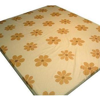 名流寢飾 冬夏兩用竹面硬式透氣床墊 -標準單人