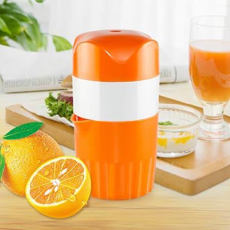 PUSH!廚房用品 專業手動榨汁機水果榨汁機柳丁榨汁器二入
