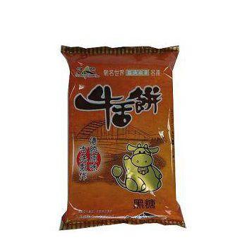 台灣鄉親 黑糖牛舌餅 170G/包(任選館)