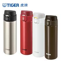 【TIGER虎牌】480cc極輕量彈蓋式保溫保冷杯(MMY-A048)
