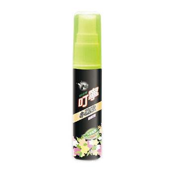 叮寧小黑蚊防蚊液隨身瓶25ml
