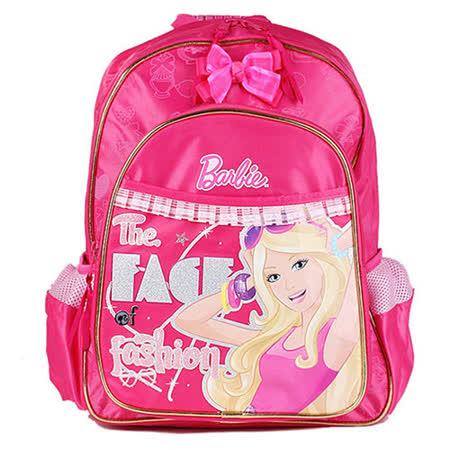 芭比Barbie PINK GIRL雙肩書包(玫紅)
