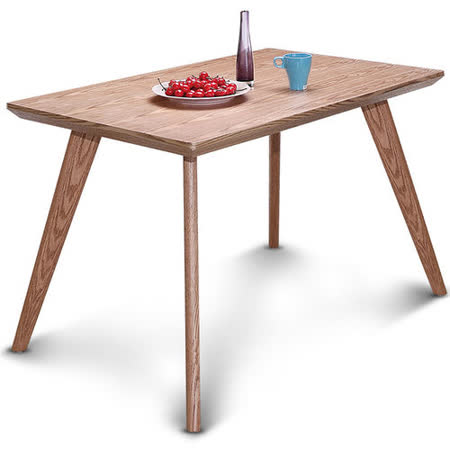MY傢俬 簡約線條餐桌
