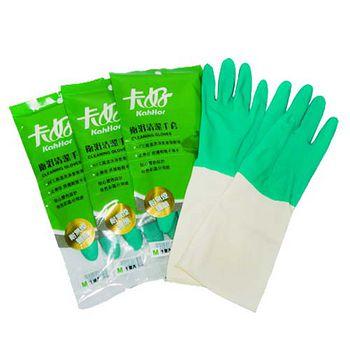 ★2件超值組★卡好 衛浴清潔手套GB2M(M)