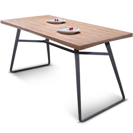 【好物分享】gohappy快樂購物網MY傢俬 簡約工業設計風格餐桌好嗎愛 買 宅配