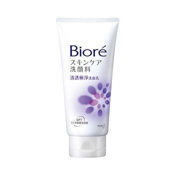 蜜妮Biore清透極淨洗面乳100g