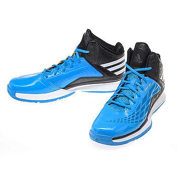 ADIDAS(男)TRANSCEND 輕量化籃球鞋-藍黑-C75565