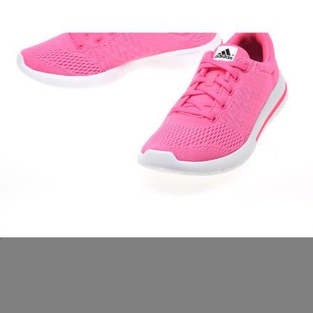 ADIDAS(女)Element Urban Run W運動休閒鞋-粉紅-M29301