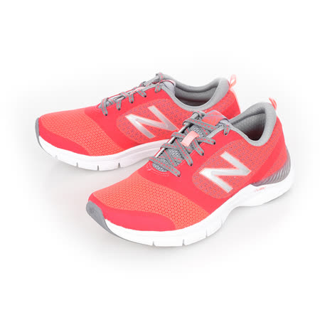 New Balance(女)711系列輕量慢跑鞋-紅-WX711PF