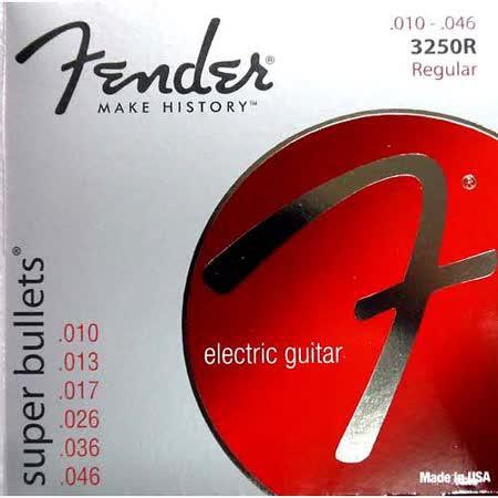 ★集樂城樂器★Fender 3250R 電吉他套弦 (10-46) 2包裝超低價!!