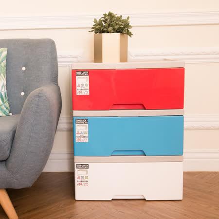 [百貨通] 特大好運 收納櫃 置物櫃 櫃子 整理箱(2組入)