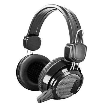 KINYO闇騎士電競立體聲耳機麥克風EM-3701