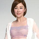 【Audrey】輕透V弧蝶 抹胸款 B-D罩內衣(芋粉色)