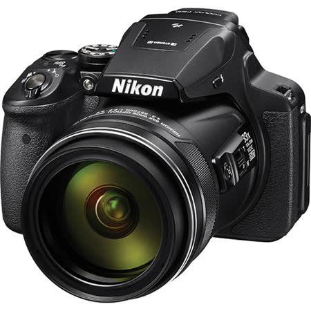 Nikon COOLPIX P900 83倍超強望遠光學變焦機(公司貨)-加送64G卡+原廠電池+專用電池+專用座充+相機包+原廠腳架+清保組+讀卡機+HDMI