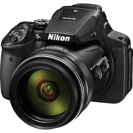 Nikon COOLPIX P900 83倍超強望遠光學變焦機(公司貨)-加送64G卡+原廠電池+專用電池+專用座充+相機包+戶外腳架(105CM)+清保組+讀卡機+HDMI
