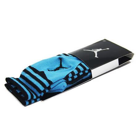 NIKE JORDAN X SNEAKER 籃球高筒襪 藍/黑-589046011
