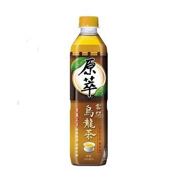 原萃雲間烏龍茶580ml