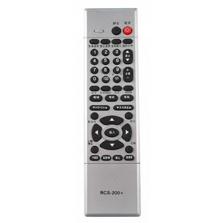 【KINYO】優派液晶電視遙控器(RCS-200)