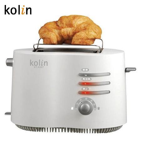 【真心勸敗】gohappy線上購物Kolin 歌林 厚片烤麵包機 KT-R307價錢桃園 遠東 週年 慶