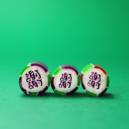 Papabubble-西班牙手工糖(謝謝、袋裝、60g)