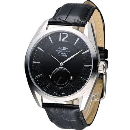 ALBA 雅柏時尚都會石英錶 VD78-X012C AN4055X1
