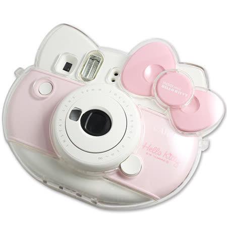 For FUJIFILM mini Hello Kitty 拍立得專用水晶保護殼.