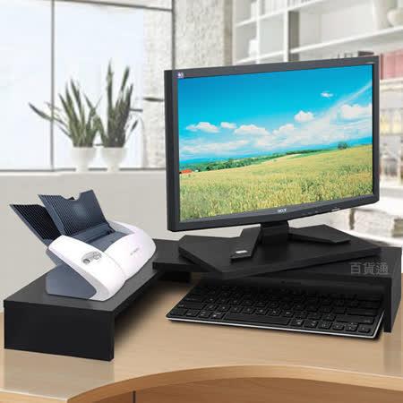 [百貨通]桌上型L旋轉置物架 收納架 整理架