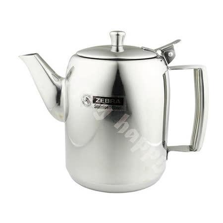 斑馬牌不鏽鋼冷泡茶壺2L咖啡冷水壺