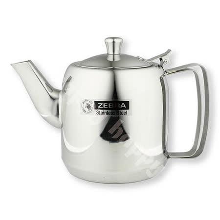 斑馬牌不鏽鋼冷泡茶壺附濾網1.5L咖啡冷水壺