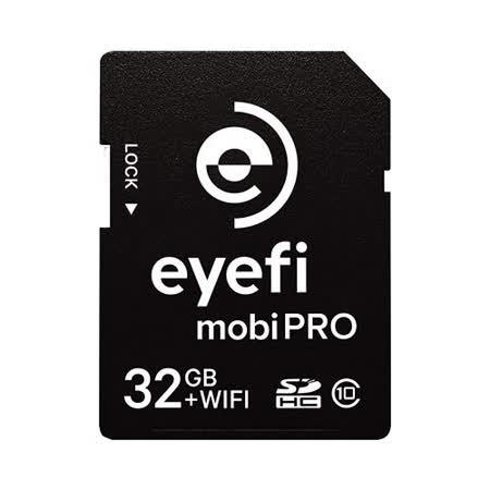 【Eye-Fi】Mobi PRO (MobiPRO) 32G 無線傳輸記憶卡-專業版(公司貨)