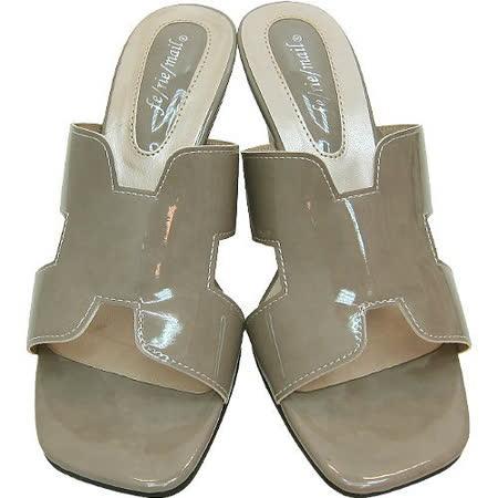 【波克貓哈日網】超舒適楔形鞋◇高跟涼鞋◇《優雅駝色》