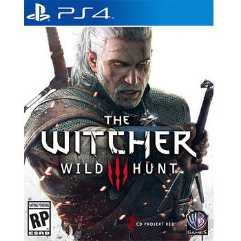 SONY PS4 遊戲 巫師 3:狂獵-亞洲中文版 PS4