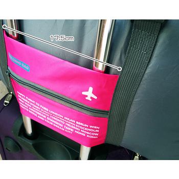 [百貨通]小飛機超大容量行李折疊旅行收納包 32L 收納袋