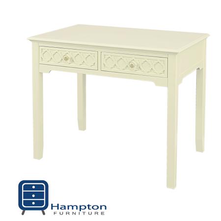 漢妮Hampton安琪拉小書桌-白