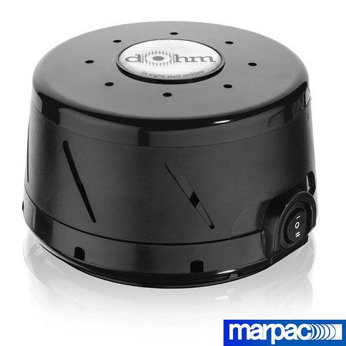 【美國 Marpac】 Dohm-DS 除噪助眠機 (黑色)