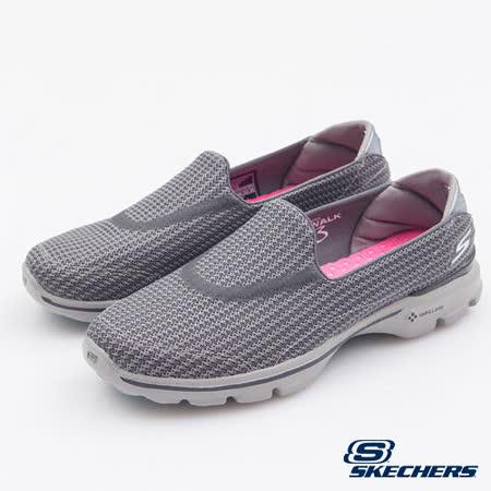 SKECHERS (女) 健走系列 GOwalk 3 - 13980CHAR