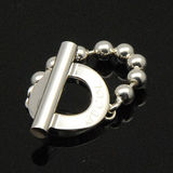 GUCCI珠鍊造型戒指(戒圍11號)【silver925】