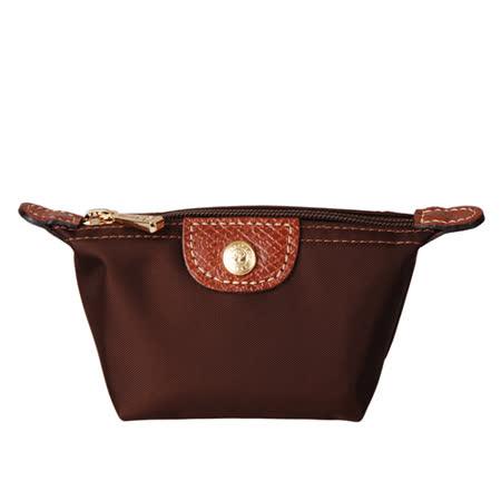 Longchamp 經典迷你水餃零錢包(咖啡)
