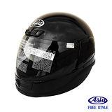 「ASIA A801」 FreeStyle 全罩式安全帽 黑