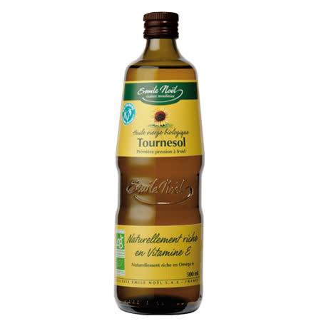【法國艾米爾諾耶】100%有機extra virgin冷壓初榨葵花籽油