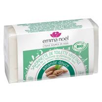 【Emma Noel 艾瑪諾耶】 歐盟BIO有機甜杏仁親膚南法香氛皂 100g