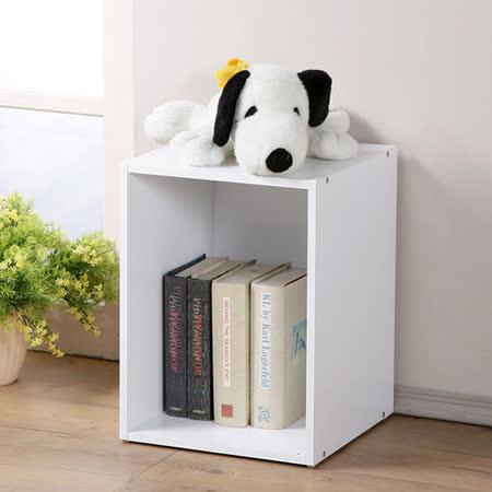 《Homelike》現代風單格置物櫃