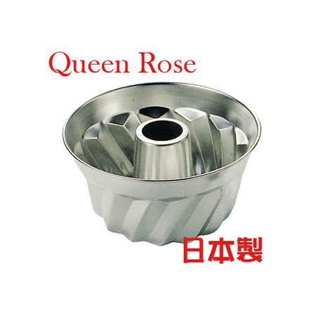 日本霜鳥Queen Rosee咕咕蘿芙蛋糕模14m