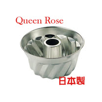 日本霜鳥Queen Rosee咕咕蘿芙蛋糕模18m