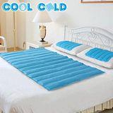 COOL COLD 酷涼一夏冷凝墊 -1床4枕