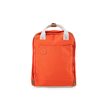 【Golla】北歐芬蘭 時尚極簡後背包(G1715)-琥珀 橘