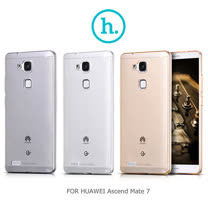 HOCO HUAWEI Ascend Mate 7 輕系列 TPU軟套