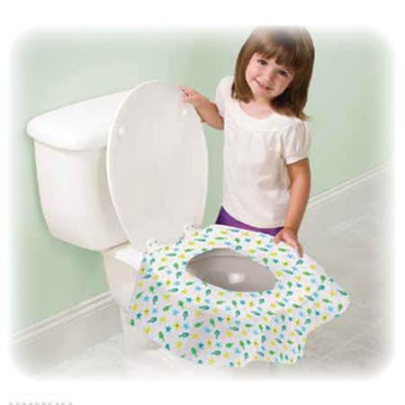 美國 Summer Infant 環保拋棄式馬桶座墊 20 入